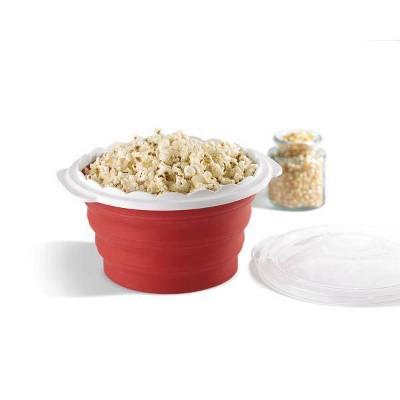 cuisinart red microwave popcorn bowl ctg 00 mpm