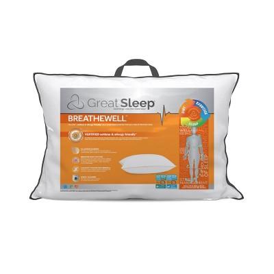 allergy luxe pillow target