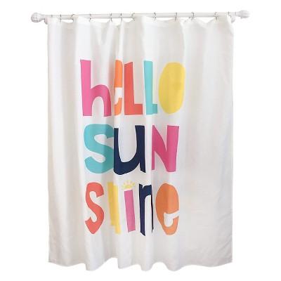 kids shower curtains target