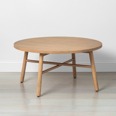 shaker coffee table natural hearth hand with magnolia