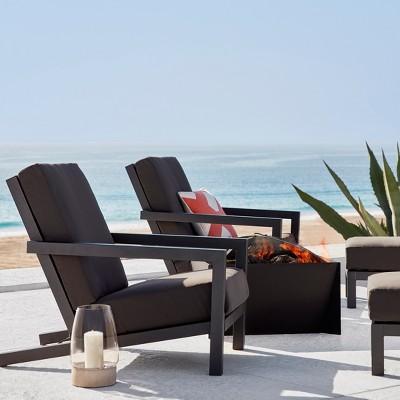 asti adirondack patio furniture