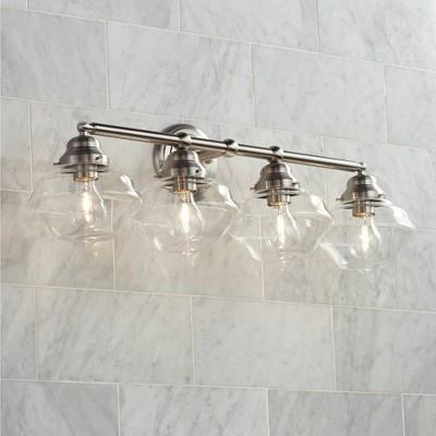 bathroom lighting fixtures target