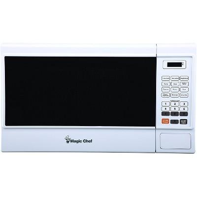 white countertop microwave target