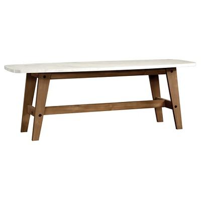 soft modern coffee table fine walnut sauder