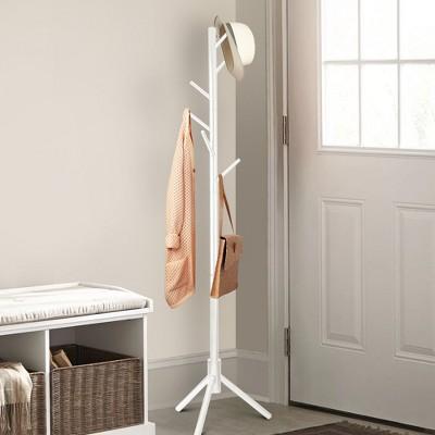 standing coat rack target
