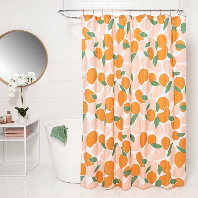 food shower curtains target