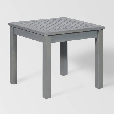 20 simple outdoor side table gray saracina home