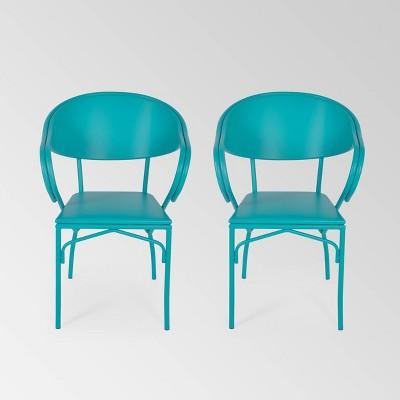 teal outdoor chair target