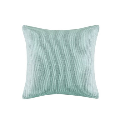 bree knit throw pillow cover