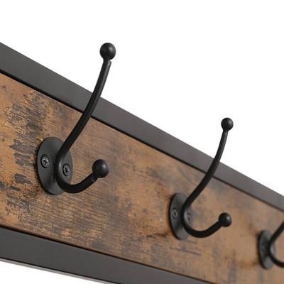 rustic coat racks target