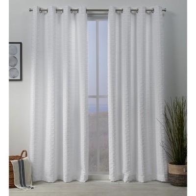 silver curtain holdbacks target