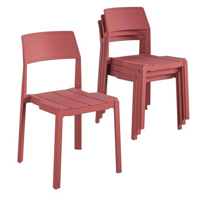 red patio chairs target