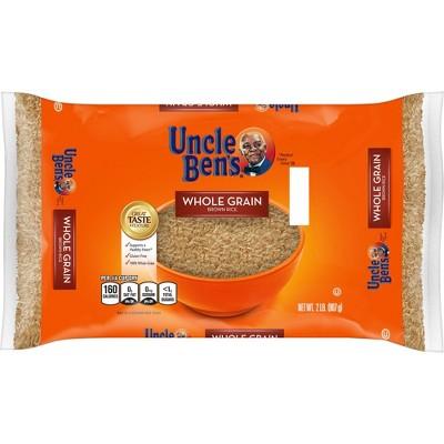 uncle ben s whole grain brown rice 2lb