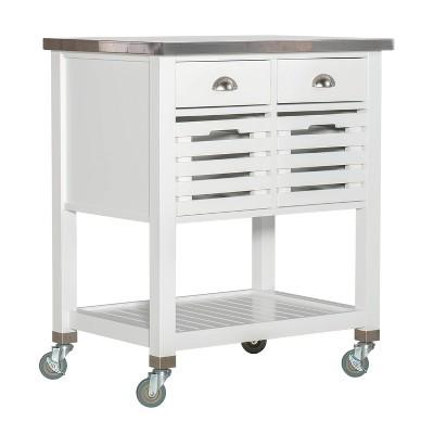 kitchen microwave carts target