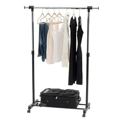 clothing racks portable closets target