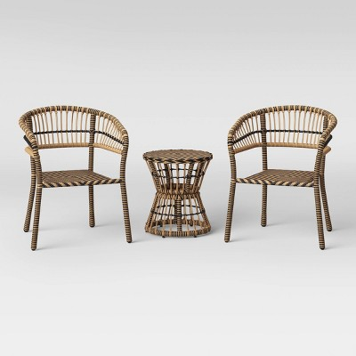 opalhouse aster 3pc patio chat set opalhouse from target international business times shop