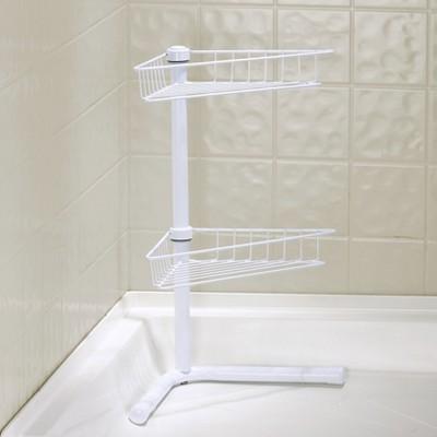 corner shower caddy target