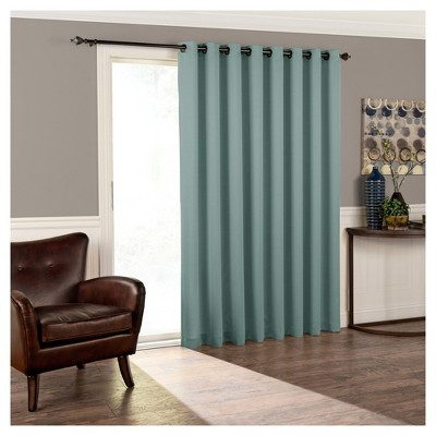 extra wide curtains target