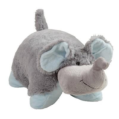 nutty elephant plush pillow pets