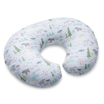 boppy original feeding and infant support pillow north park