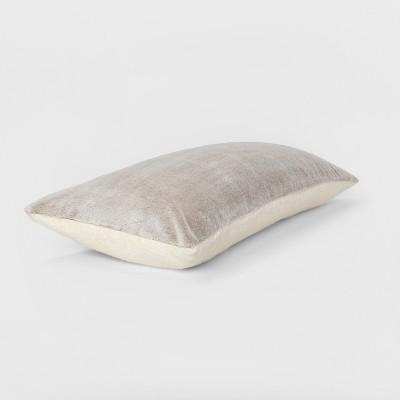 pillow case fuzzy target