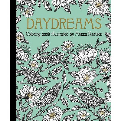 Daydreams Coloring Book Hardcover Target