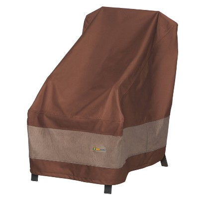 ultimate high back chair cover duck covers