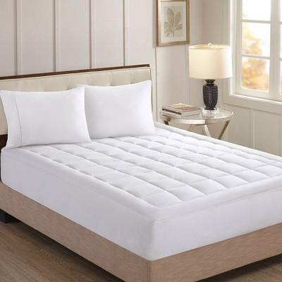 fieldcrest luxury mattress pad target