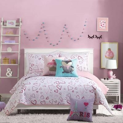 full size girls bedding target
