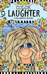 Color Laughter Coloring Book On The Go Coloring Book By Suzy Toronto Paperback Target