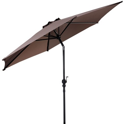 large outdoor patio umbrellas target