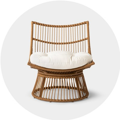 patio chairs target
