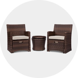 small space patio furniture