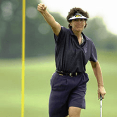Juli Inkster LPGA Hall of Fame