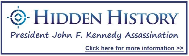 JFK Assassination Hidden History Button Target Freedom USA
