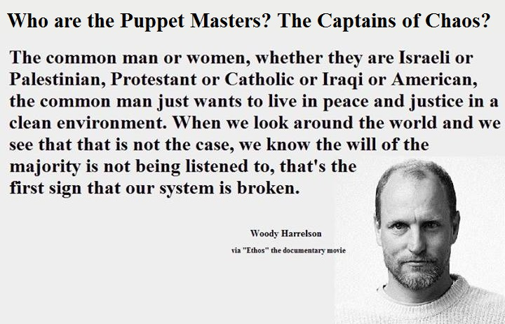 Who are the Puppet Masters Nicky Nelson