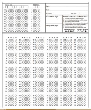 OMR-Sheet_Target PCS Lucknow