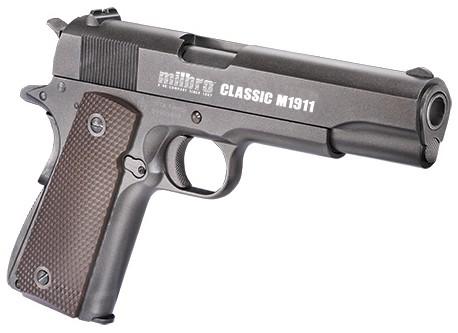 Air rifle and pistol Remington 1911rac