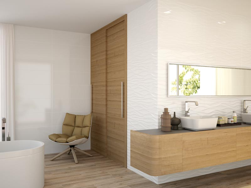 wave nami feature white 280x850 wall tile