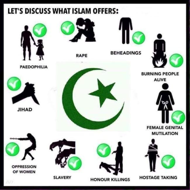 islam offers