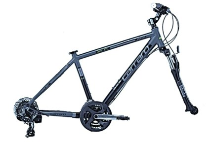 Tamamlanmamış (natamam) Bisiklet