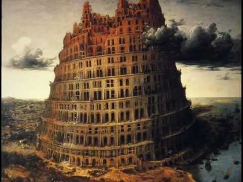 Dünyanın 7 harikasından biri olan Babil Kulesi