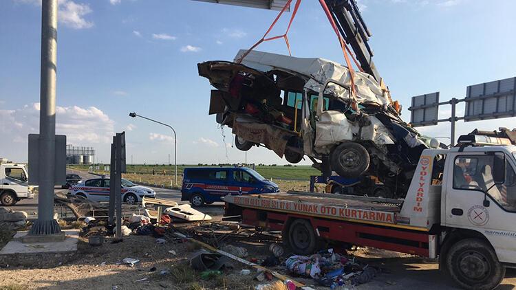 Kazada ölen 7 kişinin cenazeleri memleketlerine gönderildi