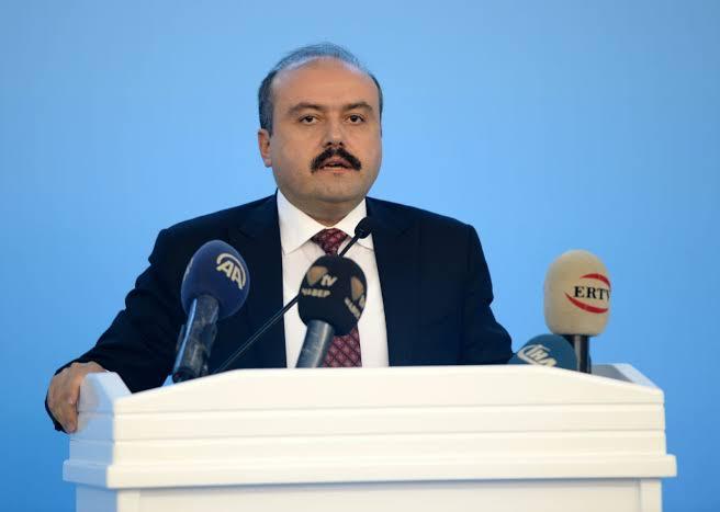 Bakan Yardımcısı Fatih Metin'in Babası Koronaya Yenik Düştü