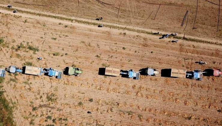 """Çiftçiler """"Akıllı Traktör Sistemi"""" ile tasarruf edecek"""