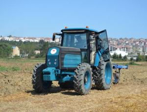 Ön Siparişler Alınmaya Başlandı! Yerli Elektrikli Traktörde Seri Üretime Geçiliyor
