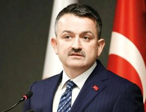 Parti İçinden Tarım Bakanı Bekir Pakdemirli'ye İstifa Çağrısı Yapıldı