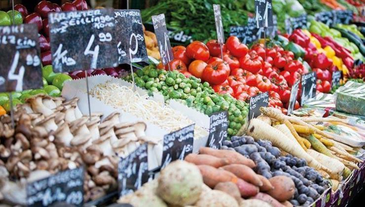 Tüm Dünyada Gıda Fiyatları Son 10 Yılın En Yüksek Seviyesini Gördü