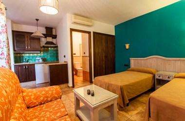 Hostal Valle del Sol - Apartamentos Don Joaquín