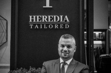 Heredia Tailored Novios